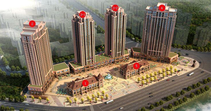 物业类型:小高层住宅 高层住宅 独栋商业 独立商业街区 4000630817