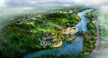营山白塔公园设计方案通过评审