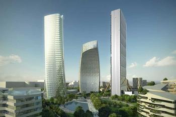 吉隆坡双子塔等知名建筑