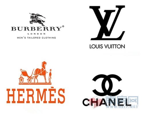 部分国际一线奢侈品牌