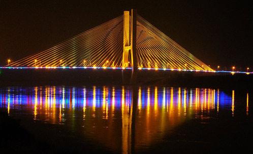 南充三桥 五一 后封桥维修4个月