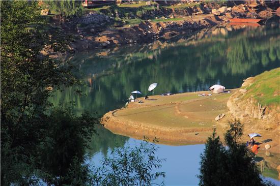 湿地保护规划规划总平面图_郑和公园湿地_湿地公园规划设计