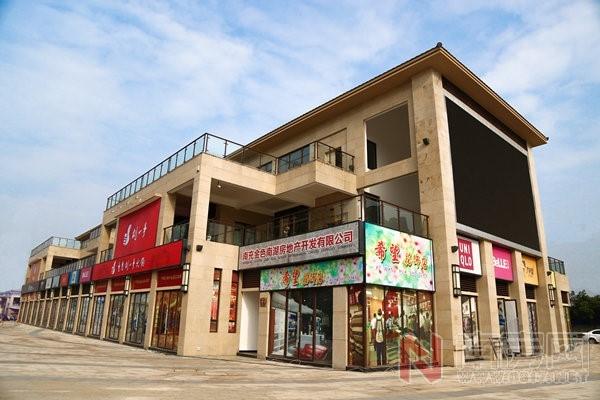 10万平米欧式风情商业街环湖打造打造.