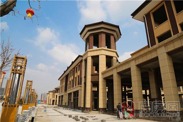 10万平米欧式风情商业街环湖打造打造