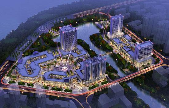 变城市的力量 南充在建综合体盘点