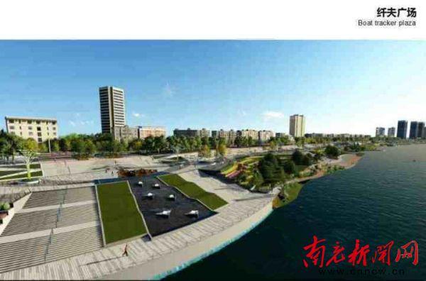 南充主城区将再添一座滨江生态公园